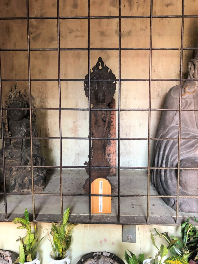 聖観音菩薩像