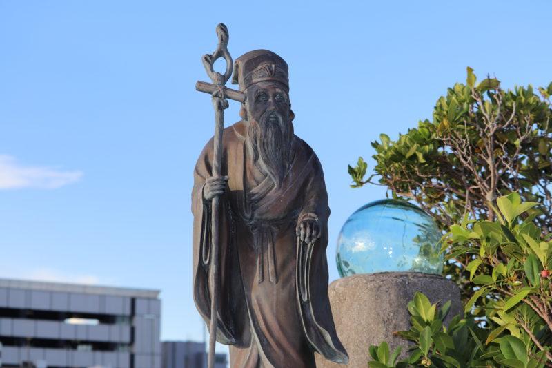 恵比須神社の長老