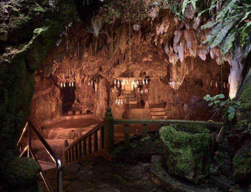 普天間洞穴