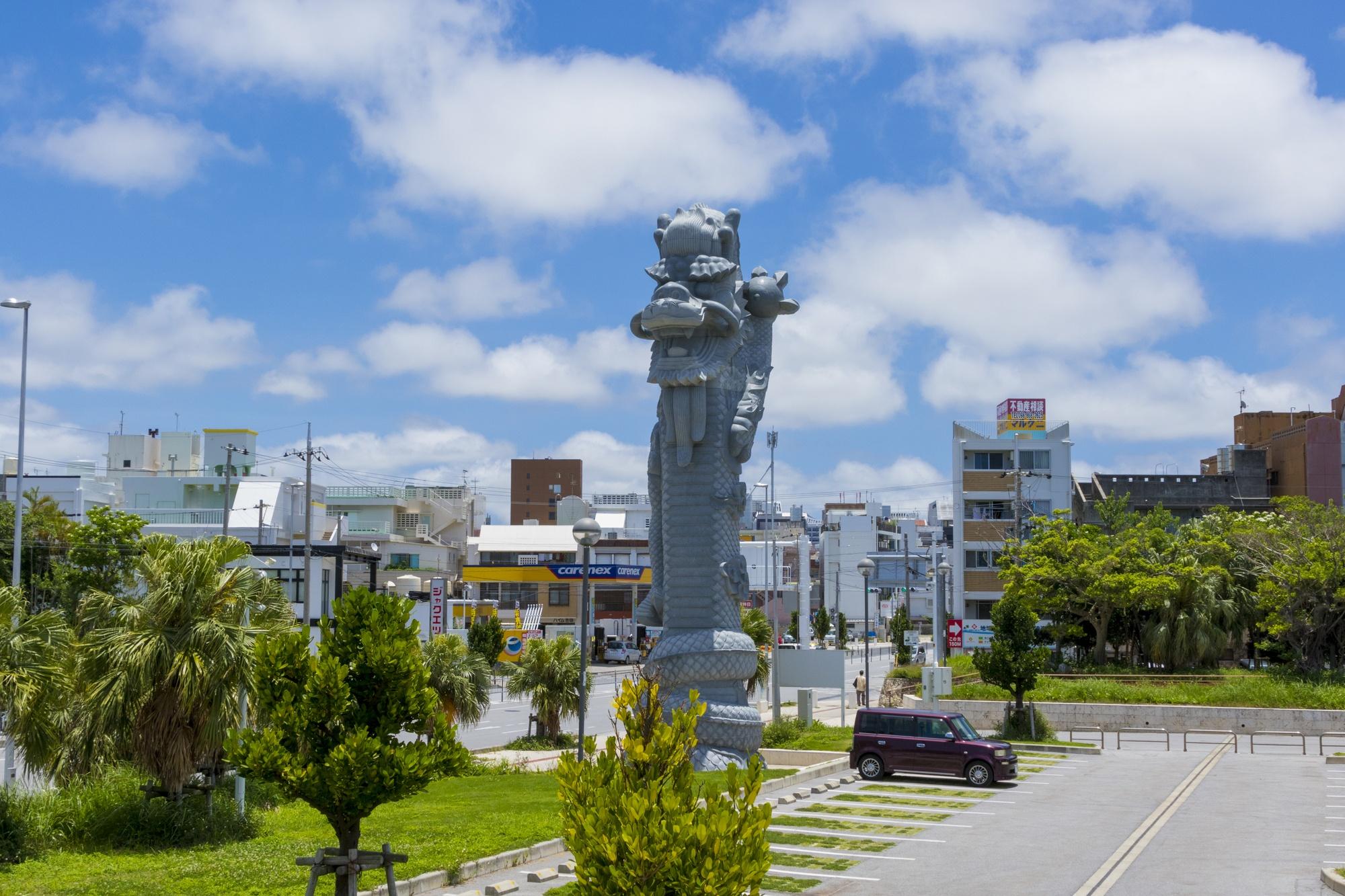 沖縄の龍宮神